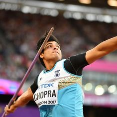He can break the 90m-mark: World champion Vetter, Olympic medallist Yego back Neeraj Chopra