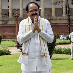 'Why do you need a festival to eat beef,' asks Venkaiah Naidu: ANI
