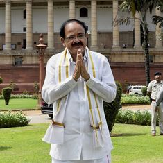 Speak in your mother tongue, not English, says Venkaiah Naidu
