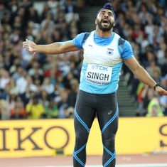 Making history: Off-field controversies only made javelin-thrower Davinder Singh Kang stronger