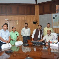Manipur asks for a review after the ruling BJP wants Loktak hydroelectricity project broken down