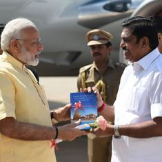 Nobody can destroy AIADMK as Narendra Modi is with us, says Tamil Nadu minister