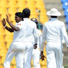 SL v India, 3rd Test, Day 1 as it happened: Dhawan hits ton but SL restrict India to 329/6 at stumps