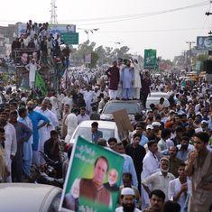 Former Pakistan PM Nawaz Sharif's motorcade crushes child to death in Lalmusa
