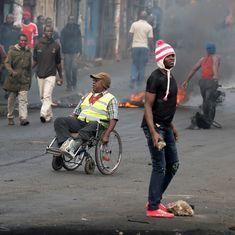 केन्या : राष्ट्रपति चुनाव के बाद भड़की हिंसा में 11 लोगों की मौत