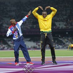 'Heroes always,' Twitter salutes Usain Bolt and Mo Farah