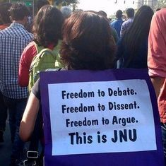 JNU event bars books published before 2016 – except for those on Deendayal Upadhyay and BR Ambedkar