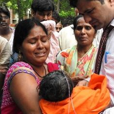 Gorakhpur child deaths were not caused by poor oxygen supply, claims central government team
