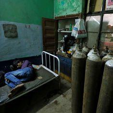 Coronavirus: Six patients allegedly die due to oxygen shortage in MP