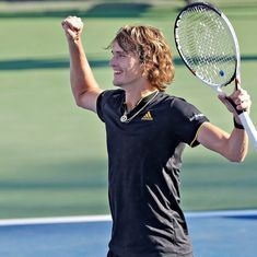 Alexander Zverev masters Roger Federer to win the Rogers Cup in Montreal