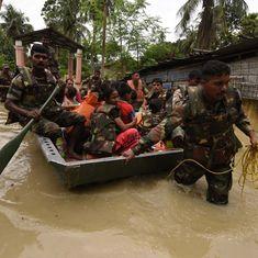 'Worst floods in decades': 10 die as heavy rain continues in Assam, Kaziranga under water