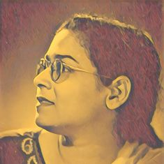 Born on India's future Independence Day, Ismat Chughtai wrote of the world she saw, not aspired to
