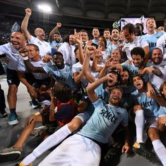 Italian Super Cup:  Lazio win a thriller to claim first win over Juventus in four years