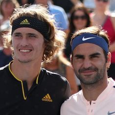 'The future is now': Twitter rubs their eyes as 20-year-old Zverev upstages Federer