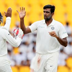 Ashwin, Jadeja playing County shows that India is finally serious about winning overseas