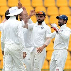 SL v India, 3rd Test, Day 3 as it happened: India complete 3-0 series whitewash over Sri Lanka