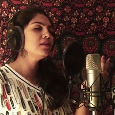 Watch: This beautiful medley by Indian and Pakistani singers combines the two national anthems