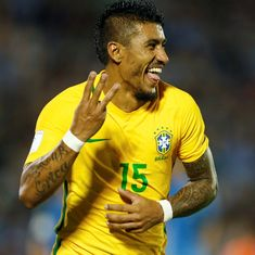 Barcelona loan out Brazilian midfielder Paulinho to Chinese club Guangzhou