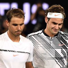Roger Federer to meet Rafael Nadal in final of Shanghai Masters