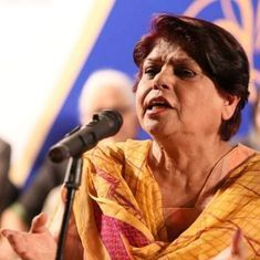 'Partition was like living through the end of the world': Pakistan's leading poet Kishwar Naheed