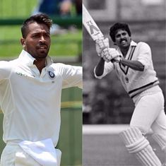 The dichotomy of comparison: Hardik Pandya, Kapil Dev and why we obsess over the next big thing