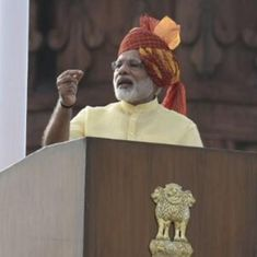 The big news: Everybody is equal, says Modi in Independence Day speech, and 9 other top stories