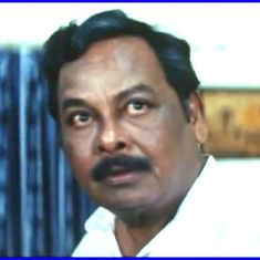Veteran Tamil actor Shanmugasundaram dies at 77