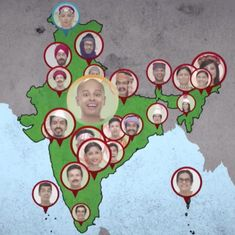 Watch the strictly unofficial history of how Indian states were formed