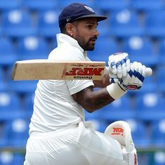 Shikhar Dhawan aiming to score big in Ranji Trophy as he eyes Test comeback for India