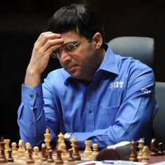 Anand draws with Wei Yi to stay in joint lead at Tata Steel Chess Masters