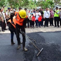 Plastic fantastic? Indonesia plans to turn waste into road tar