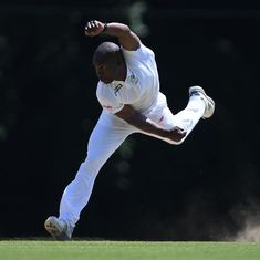 South Africa A thrash India A by 235 runs in first unofficial Test
