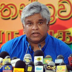Cricket corruption 'goes right to the top' in Sri Lanka, says Arjuna Ranatunga