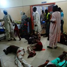 Nigeria: At least 28 killed in triple suicide bomb attacks in Mandarari