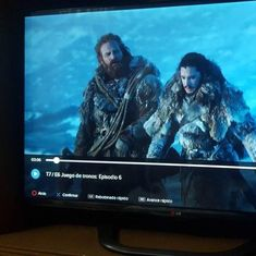 Spoiler alert from HBO Spain: An hour of next week's 'Game Of Thrones' episode goes on air