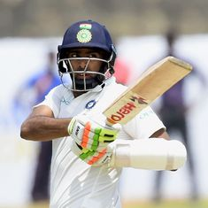 India's R Ashwin scores first half-century in county cricket