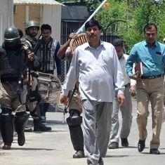 आतंक की फंडिंग के मामले में एनआईए ने जम्मू-कश्मीर और दिल्ली में 11 जगहों पर छापे मारे