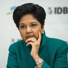 PepsiCo CEO Indra Nooyi is ICC's first independent female director