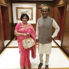 Tamil Nadu: School run by Rajinikanth's wife Latha sealed for not paying rent worth Rs 2 crore