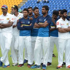 Sri Lanka sports minister calls for report on team's Test series loss to India