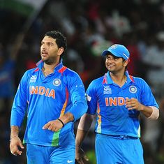 Failure to pass 'Yo-Yo' fitness test reason behind Yuvraj, Raina's exclusion from ODI squad: Report