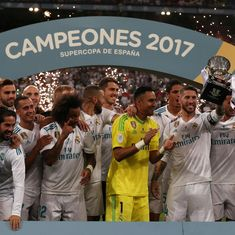 Real Madrid flaunt their culture of winning to lift Spanish Super Cup against impotent Barcelona