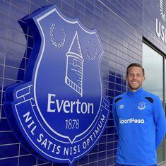 Premier League: Gylfi Sigurdsson completes club record £45 million move to Everton