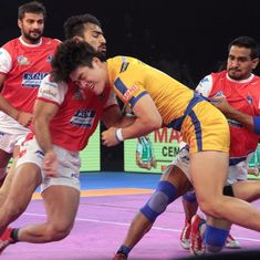 PKL: Haryana Steelers, Tamil Thalaivas play out thrilling tie, dominant Fortunegiants beat Titans