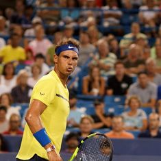 Rafael Nadal zooms past Richard Gasquet in Cincinnati Masters opener