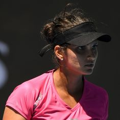 Cincinnati Open: Sania Mirza advances to women's doubles quarter-finals, Ramanathan eliminated