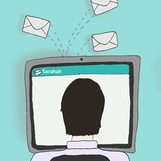 Want people you barely know to offer an opinion about your life? That's what Sarahah users are doing