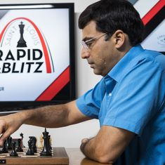 Viswanathan Anand finishes joint-8th with three losses and five draws at St Louis Rapid & Blitz