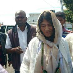 Irom Sharmila defies opposition, marries British citizen Desmond Coutinho in Kodaikanal