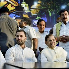At Sharad Yadav's conclave, Congress' Rahul Gandhi calls for Opposition unity to defeat the BJP
